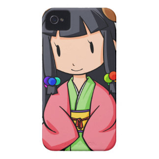 hu - English story Nanso Chiba Yuru-chara iPhone 4 Cover