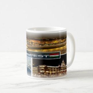 HU Hungary -  Budapest - Coffee Mug