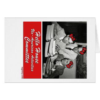 HUA-v2 Stationery Note Card