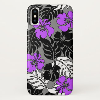 Huakini Bay Hawaiian Hibiscus Floral Case-Mate iPhone Case