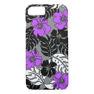 Huakini Bay Hawaiian Hibiscus Floral iPhone 7 Case