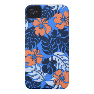 Huakini Bay Hawaiian Hibiscus iPhone 4 Cases