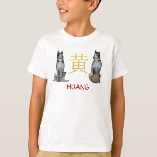 Huang Monogram Fu Dog T-Shirt