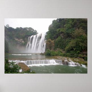Huangguoshu Waterfalls, China Framed Photo Print