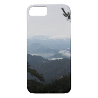 Huangshan, Yellow Mountains, China Landscape iPhone 7 Case