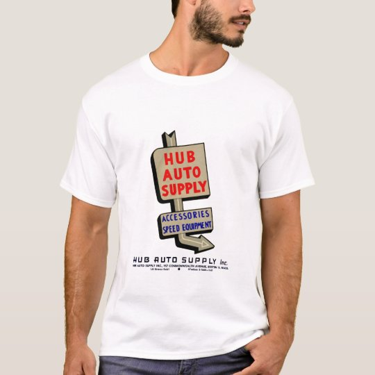 HUB Auto Supply T-Shirt