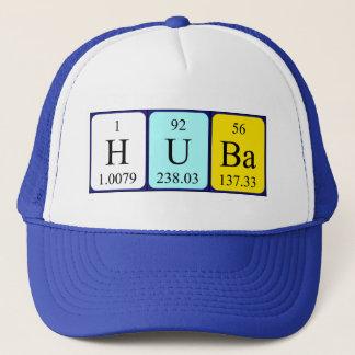 Huba periodic table name hat