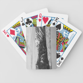 Hubbard Glacier Bicycle Playing Cards