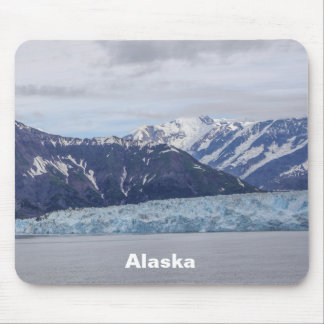 Hubbard Glacier Mouse Pad