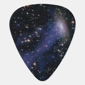 Hubble-Chandra Composite of ESO137-001 Guitar Pick