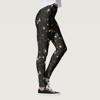 Hubble Deep Field Leggings / Astonomy Leggings