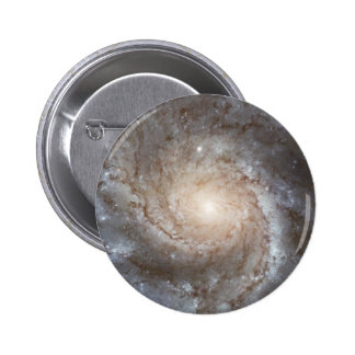Hubble Galactic Image on Every Day Products Buttons