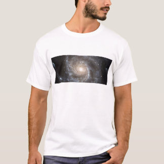 Hubble Galactic Image on Every Day Products T-Shirt