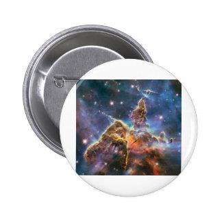 Hubble Image Deep Space Nebula Pin