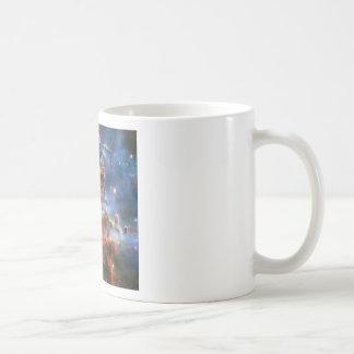 Hubble Image Deep Space Nebula Classic White Coffee Mug