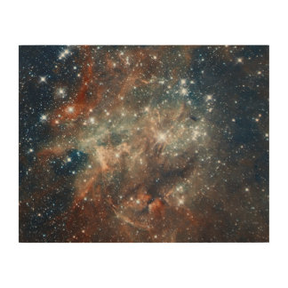 Hubble Images 30 Doradus- NGC 2060 Wood Canvases
