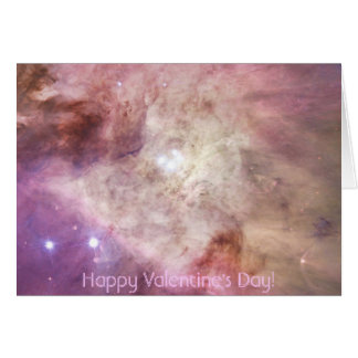 Hubble - Orion Nebula - Trapezium stars, Card