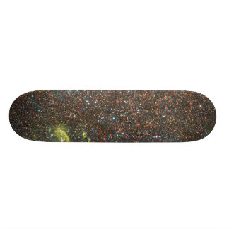 Hubble Resolves Swarms of Stars in Nearby Galaxy Skate Board Decks