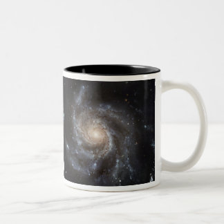 Hubble s Largest Galaxy Portrait Coffee Mug