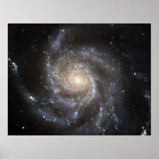 Hubble s Largest Galaxy Portrait Print