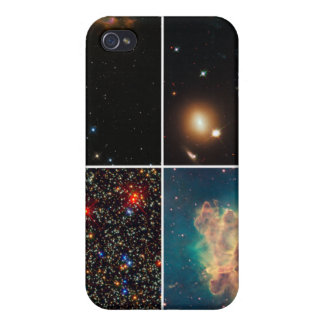 Hubble Servicing Mission 4 Early Release iPhone 4/4S Covers