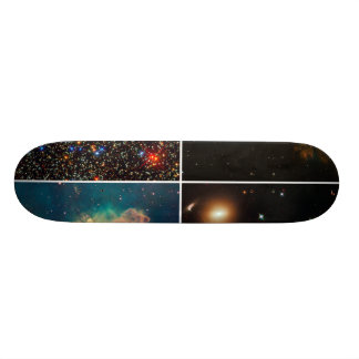 Hubble Servicing Mission 4 Early Release Skate Board Deck