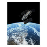 Hubble Space Telescope 18x24 (18x24) Poster