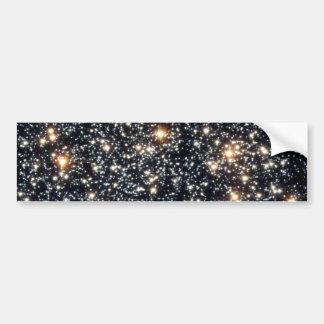 Hubble Space Telescope ACS Image of 47 Tucanae Bumper Sticker