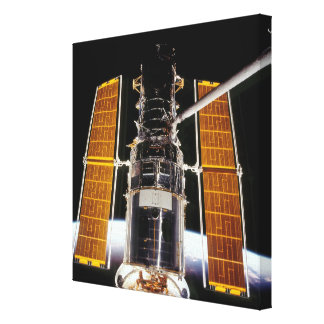 Hubble Space Telescope Canvas Print