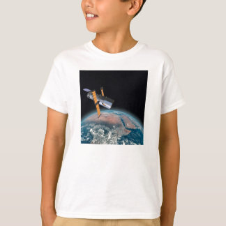 Hubble Space Telescope Dark Astronomy T-shirt