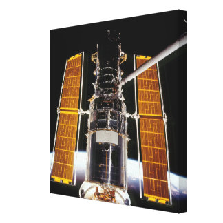 Hubble Space Telescope Gallery Wrapped Canvas