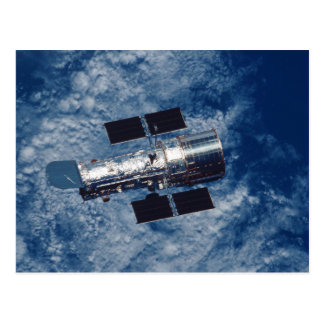 Hubble Space Telescope HST Postcard