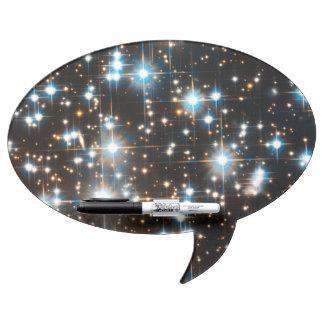 Hubble Space Telescope Image of Globular Cluster Dry Erase Boards