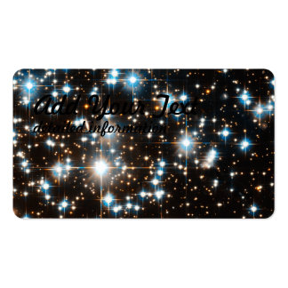 Hubble Space Telescope Image of Globular Cluster Pack Of Standard Business Cards
