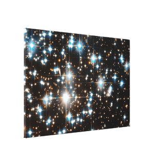 Hubble Space Telescope Image of Globular Cluster Stretched Canvas Print