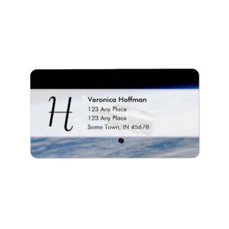 Hubble Space Telescope Label