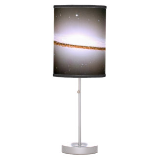 HUBBLE TELESCOPE ASTROPHOTO - SOMBRERO GALAXY TABLE LAMP