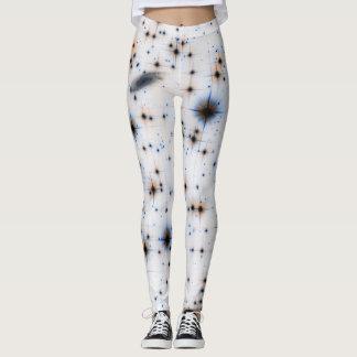 Hubble Telescope Leggings