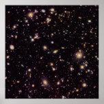 Hubble Ultra Deep Field (HUDF) 2012 [Print]