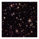 Hubble Ultra Deep Field (HUDF) 2012 [Print] Poster