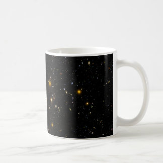 Hubble Ultra Deep Field Image Constellation Fornax Coffee Mug