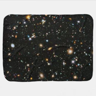 Hubble Ultra Deep Field Swaddle Blankets