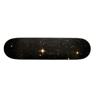 Hubble View of Arp's Loop Skate Boards