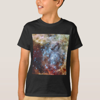 Hubble Watches Star Clusters on a Collision Course T Shirts