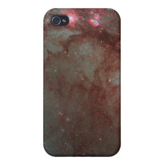 Hubble Wide Field Camera 3 Image Details Star iPhone 4 Cover