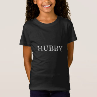 Hubby Married Couple T-Shirt