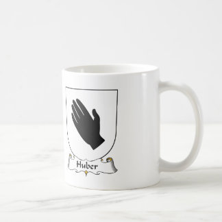 Huber Family Crest Coffee Mug