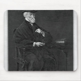Hubert George de Burgh-Canning Mouse Pad