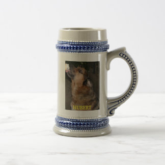 HUBERT, I EAT BABIES BEER STEIN