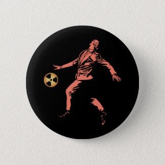Hubris Ball 2 Inch Round Button